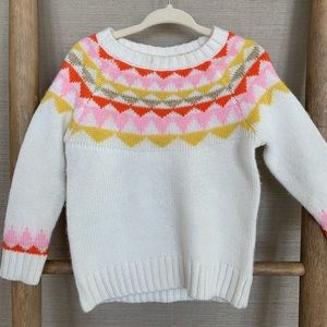 Cat & Jack Super Soft Sweater (2T)